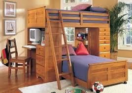 Kids Storage Beds With Desk Ontario Storage Loft Bed With Desk For 2 Kids Storage Bench Ikea
