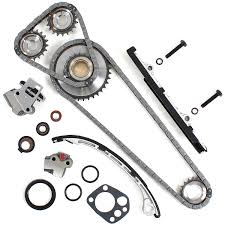 nissan sentra timing chain amazon com tk10050 brand new timing chain kit for 98 01 nissan