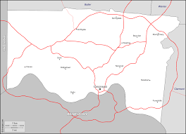 Blank Map Of Delhi by Hamilton County Free Map Free Blank Map Free Outline Map Free