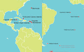 ascension islands map tackling hiv aids in the uk overseas territories caribbean and