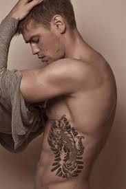 27 cool rib cage tattoos ideas for men tattoos pinterest rib