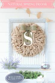 Easter Spring Decorating by Spring Decorating Ideas Rustic Easter Decor Natural Spring Decor