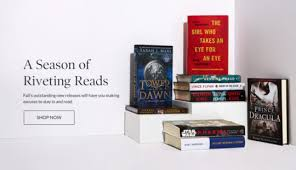 Noble And Barnes Books Barnes U0026 Noble Announces The Biggest Books For Fall 2017