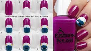 full moon nail art images nail art designs