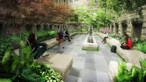 Barnhill Rock Garden by Construction Design Projects Approved For Two Iu Campuses News