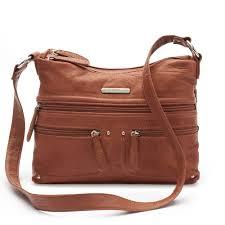 u0026 co leather irene hobo