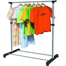 Diy Clothes Dryer Single Pole Telescopic Clothes Hanger Zener Diy Online