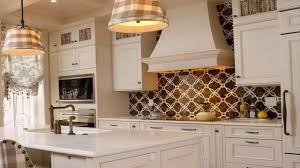 Kitchen Backsplash With White Cabinets by Kitchen Backsplash Ideas With White Cabinets Youtube