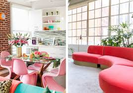 Contemporary Colors Trend Report Sorbet Colors Are Sweetening Up Our Interiors