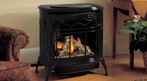 Btu Gas Fireplace - vent free showroom