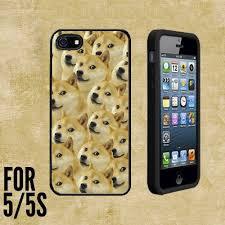 Meme Iphone 5 Case - com mr doge meme custom made case cover skin for apple