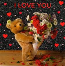 valentines day teddy bears i you teddy s day card cards kates