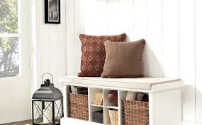 Mudroom Bench Seat Contemporary Entryway Bench Modern Entry Bench With Storage