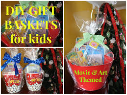 themed gifts diy themed gift baskets for kids budget friendly
