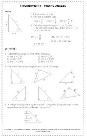 free high math worksheet from funmaths com teaching math