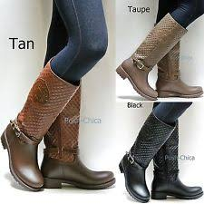 womens boots quilted unbranded s and equestrian boots ebay