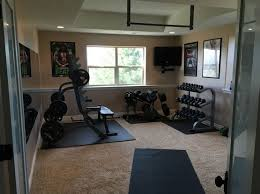 home exercise room design layout home gym flooring over concrete carpet flooring ideas