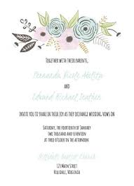 bridal invitation templates 529 free wedding invitation templates you can customize