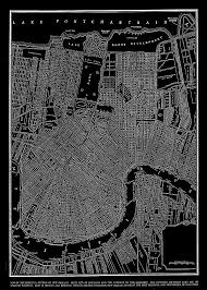 maps orleans 23 best maps images on louisiana orleans and