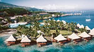 Map Of Tahiti Intercontinental Tahiti Resort U0026 Spa A Kuoni Hotel In Tahiti