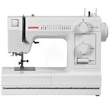 amazon com janome hd1000 heavy duty sewing machine with 14 built