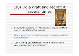 writing uk personal statement