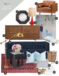 a color palette for the whole family the made home