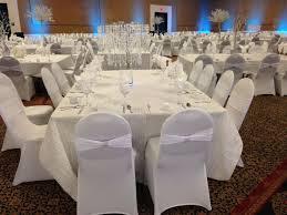 white spandex chair covers white spandex chair covers emporium