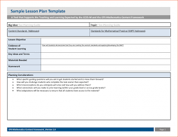 lesson plan template templates elipalteco