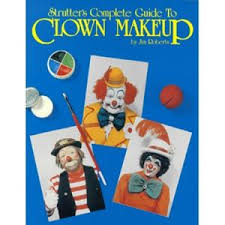 professional makeup books professional clown books clownantics