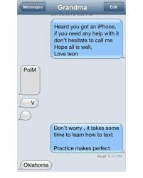 Iphone Text Memes - messages grandma edit heard you got an iphone if you need any help