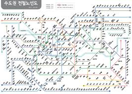 Seoul Map Essential Traveling Information In Seoul All About Seoul Korea