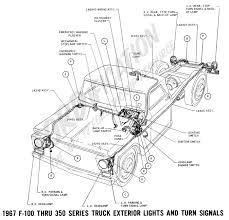 08 Ford F 150 4x4 Wiring Diagram Ford Truck Technical Drawings And Schematics Section H Wiring