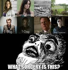 T Dogg Walking Dead Meme - coincidences the walking dead the walking dead meme twd memes