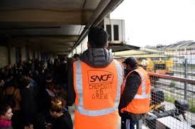 bureau sncf marseille 29 7 des salariés de la sncf en grève à la mi journée libération