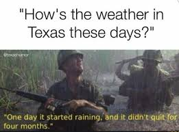 Forrest Gump Rain Meme - so over this texas rain myfico forums 4621984