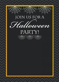 halloween party invite template christmanista com