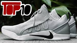 top 10 nba signature basketball shoes of 2017