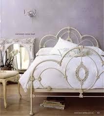 Metal Vintage Bed Frame Antique White Metal Bed Frame Best 25 White Bed Frames Ideas On