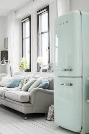 Wohnzimmer Retro Retro Kühlschränke Liegen Voll Im Trend