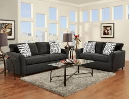 Black Microfiber Couch And Loveseat Sofas Couches Loveseats For Sale