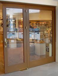 store front glass doors glass door for shop choice image glass door interior doors