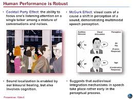 What Is Cocktail Party Effect - proseminar human language technology from bits to blogs joseph