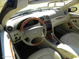 convertible mercedes 2004 2004 mercedes benz clk 500 cabriolet interior photo 41085627