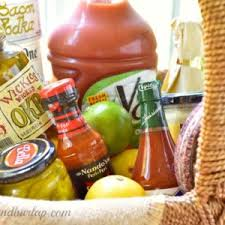 Bloody Mary Gift Basket Gifts For Men Archives Biscuits U0026 Burlap