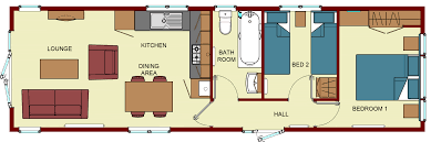 2 Bedroom Travel Trailer Floor Plans 12 X 40 Cabin Floor Plans Google Search Dream House