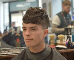 haircuts for men with long curly hair men u0027s wavy hairstyles