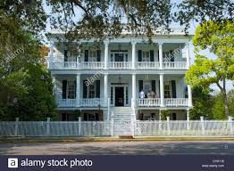 usa south carolina sc beaufort private old southern home with two