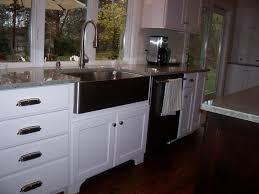 36 Inch Kitchen Cabinet by Decor Famhouse 36 Inch Stainless Apron Sink For Pretty Kitchen