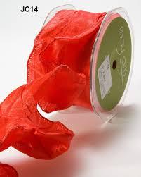 2 inch silky crush wired ribbon may arts wholesale ribbon